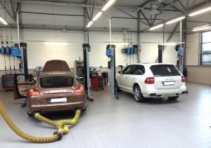 Porsche Tallinn- Stenhoj, MAHA